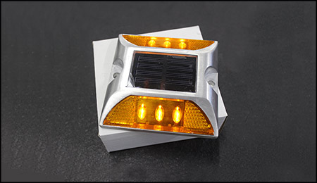 solar led road stud lights