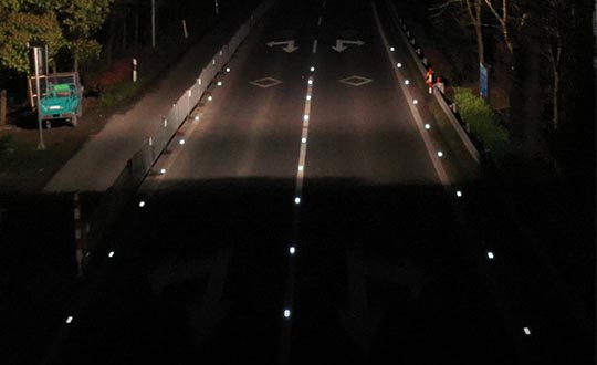 Highway Solar Cats Eyes Road Studs