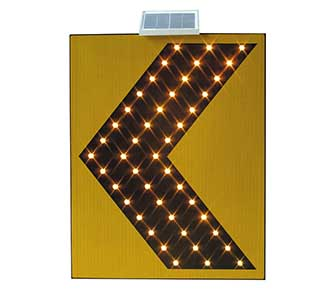 solar powered led signs