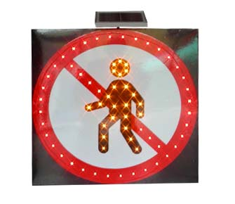 led street signs