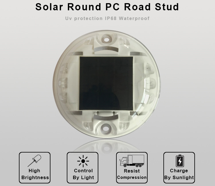 Solar road stud NK-RS-K1